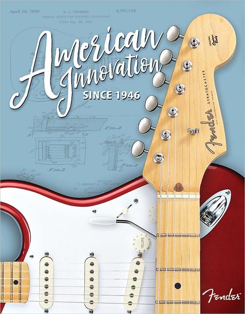 Fender Guitars Fender - Innovation