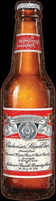 Anheuser-Busch Budweiser Bottle c1918