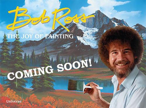 BOB ROSS License Coming