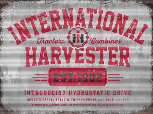 Farmall Corrugated - IH Farmall