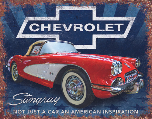 Chevrolet Stingray Inspiration