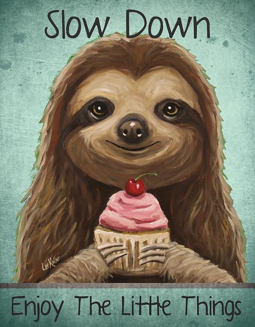 Sloth Slow