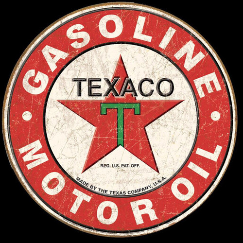 Texaco Texaco - 1926 Logo