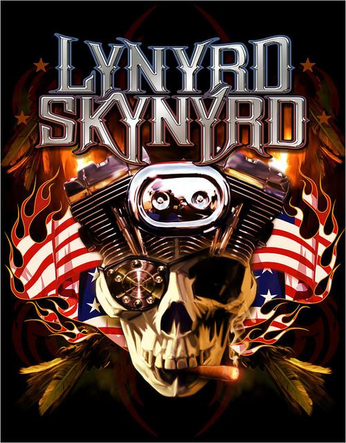 Skynyrd - Motor Skull