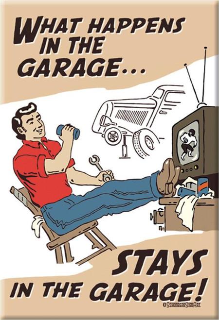 Magnet Schonberg - Garage