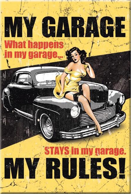Magnet My Garage