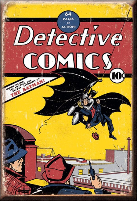 DC Comics Magnet Detective Comics No27