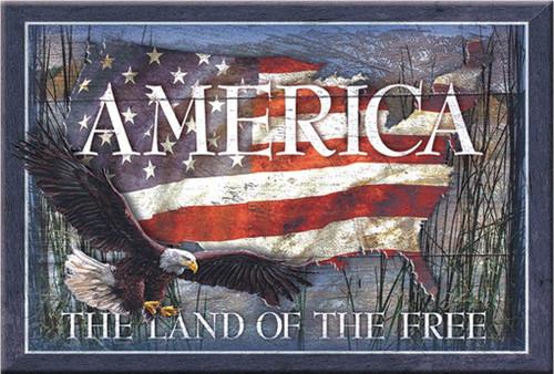 Magnet America - Land of Free