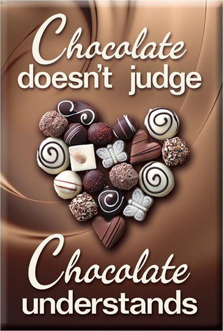 Magnet Chocolate Understands