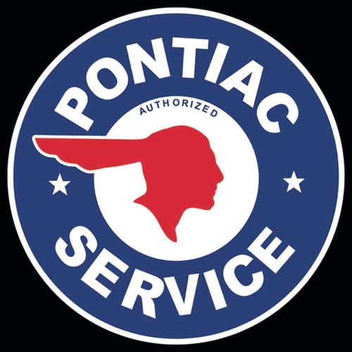 General Motors Pontiac Service