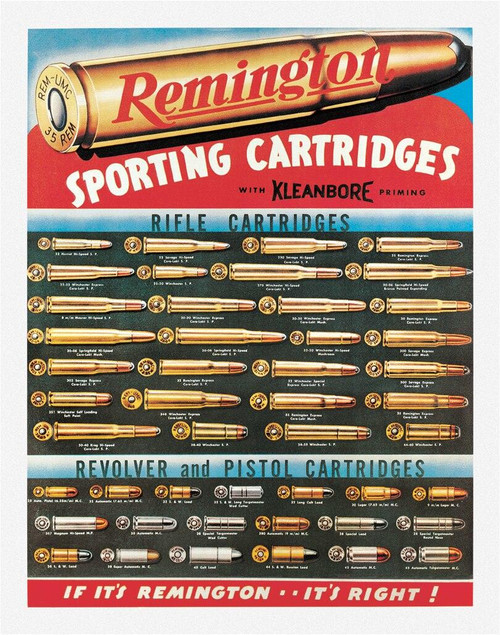 Remington REM - Sporting Cartridges