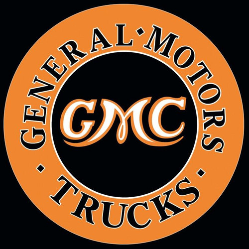 General Motors GMC Trucks Round