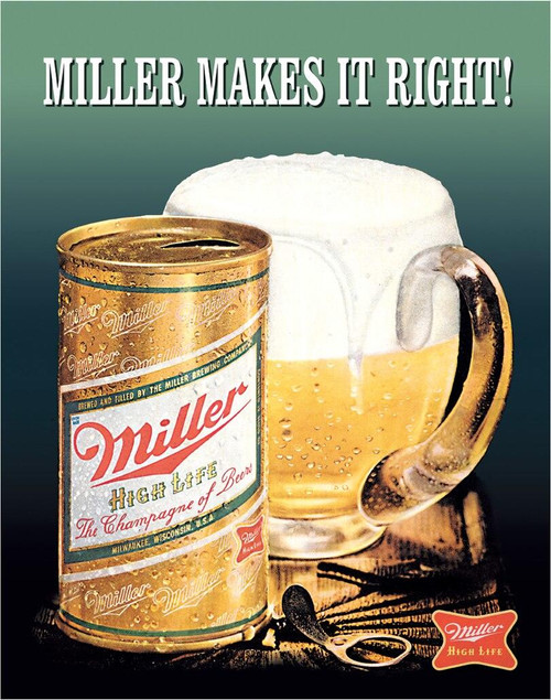 Molson Coors Miller Makes it Right
