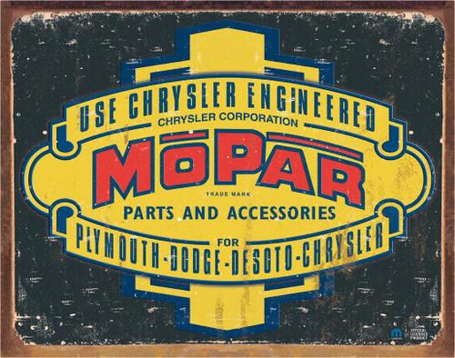 Mopar Mopar Logo 37 - 47