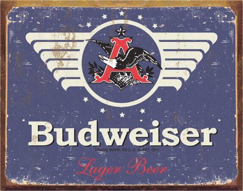 Anheuser-Busch Budweiser 1936 Logo