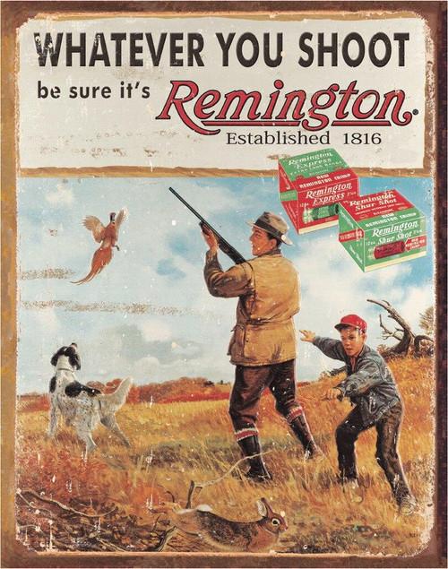 Remington REM - Whatever You Shoot