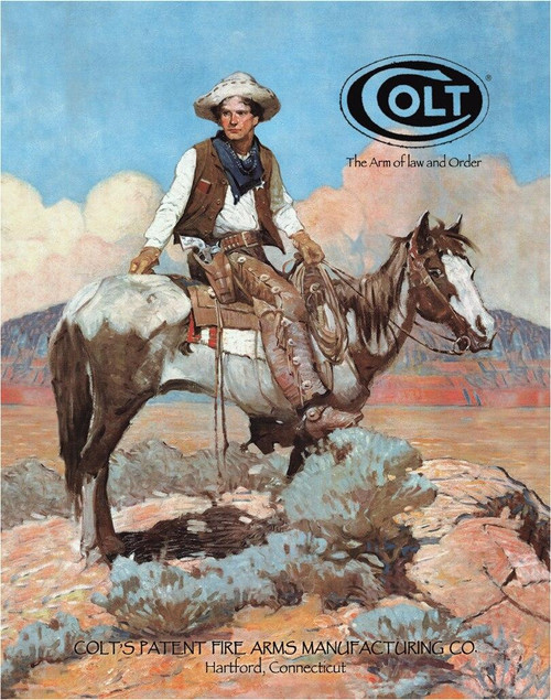 Colt COLT - Tex and Patches
