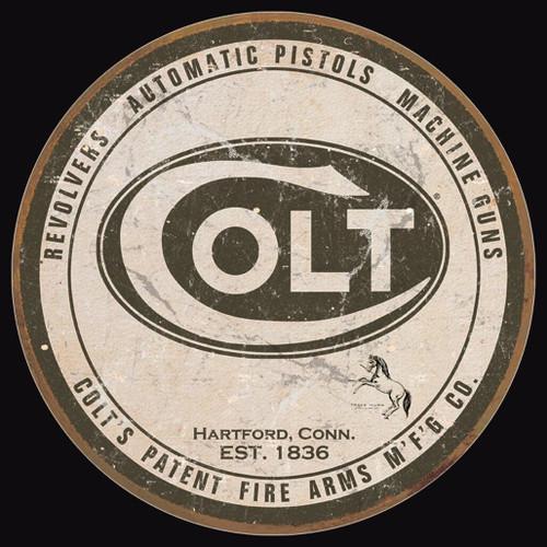 Colt Colt - Round Logo