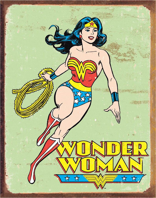 DC Comics Wonder Woman Retro