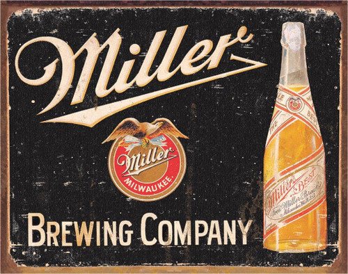 Molson Coors Miller Brewing Vintage