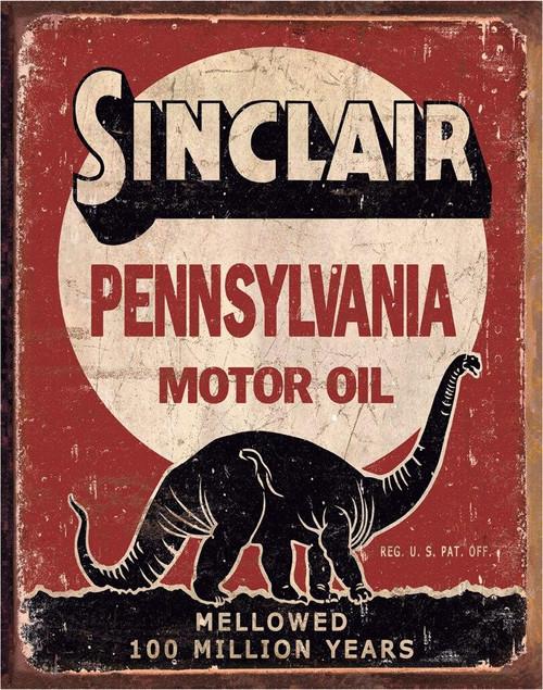 Sinclair Motor Oil Sinclair - Million Years