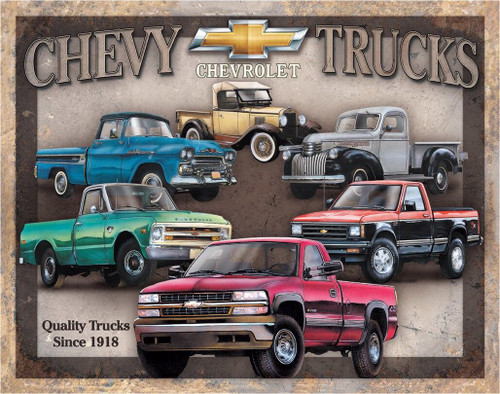 General Motors Chevy Truck Tribute