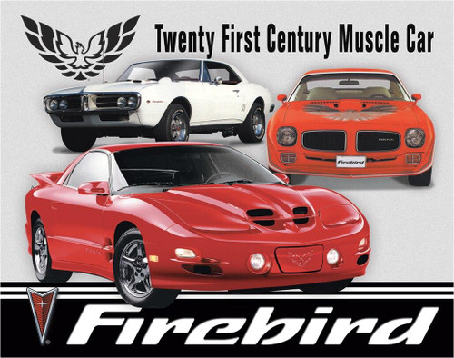 General Motors Pontiac Firebird Tribute