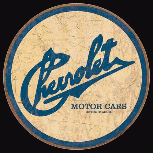 General Motors Chevy Historic Logo