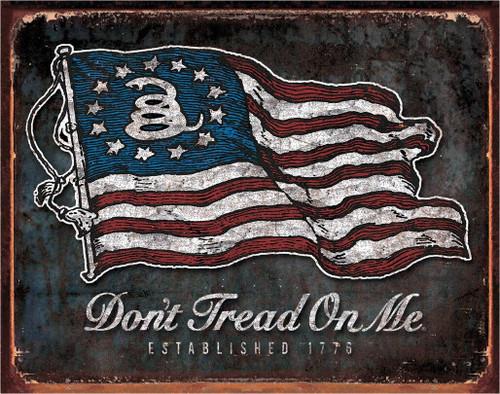 DTOM - Vintage Flag