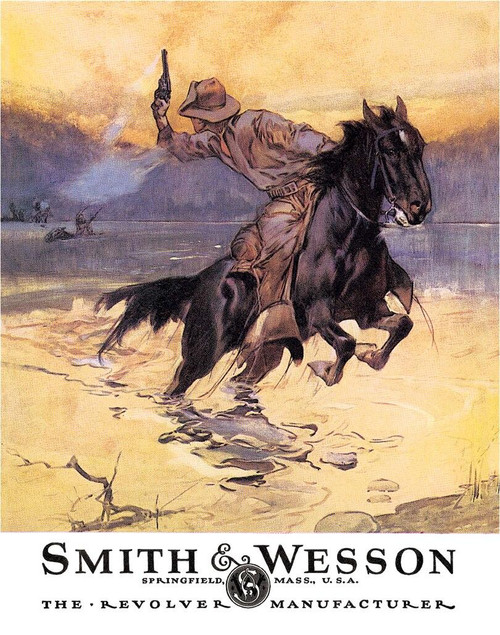 Smith and Wesson Smith and Wesson - Hostiles