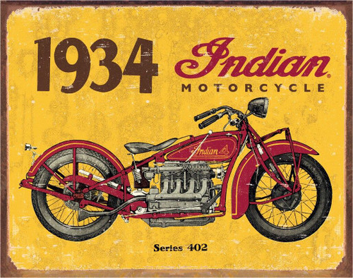 Indian Motorcycles 1934 Indian