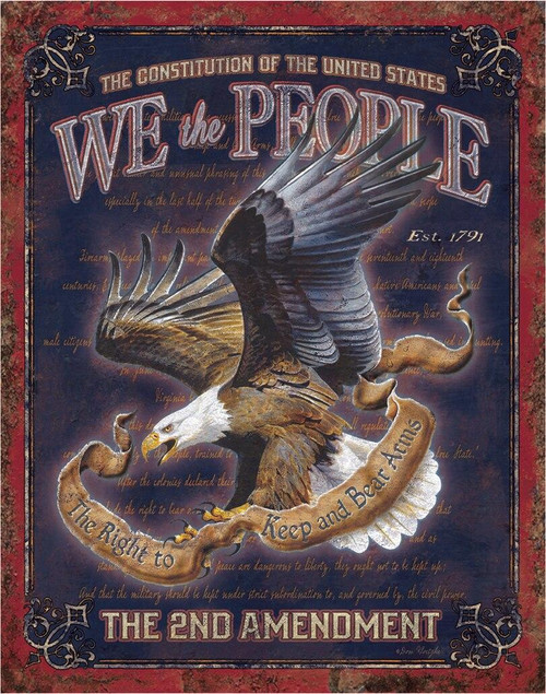 We The People - 2nd Amendment
