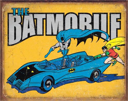 DC Comics Batman - The Batmobile