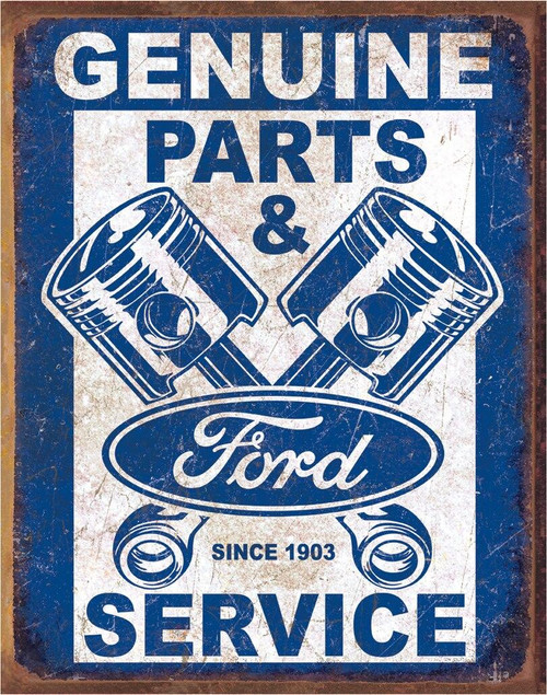 Ford Ford Service - Pistons