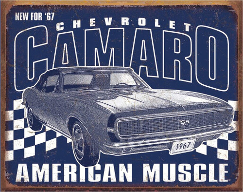 General Motors Camaro - 1967 Muscle