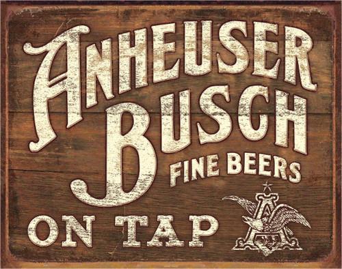 Anheuser-Busch Anheuser- Busch - Fine Beers