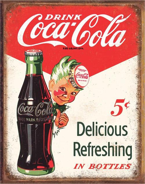 Coca-Cola COKE - Sprite Boy 5 Cents