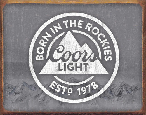 Molson Coors Coors Light - Born In
