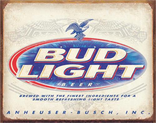 Anheuser-Busch BUD Light Retro