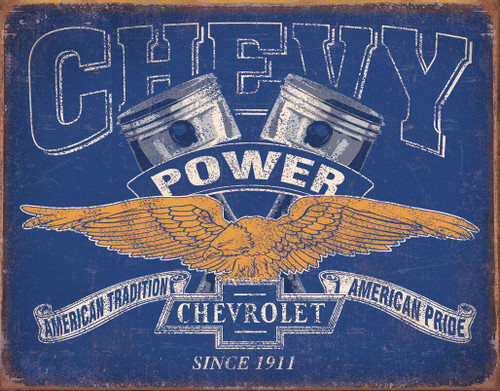 General Motors Chevy Power Restricted