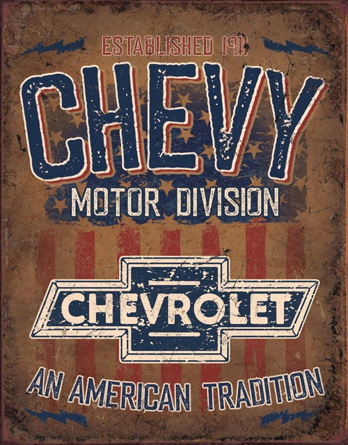 General Motors Chevy - American Tradition