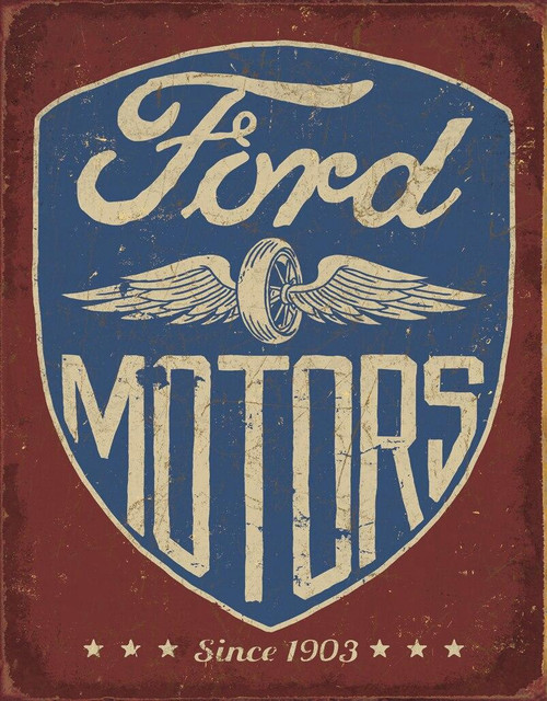 Ford Ford Motors - Since 1903