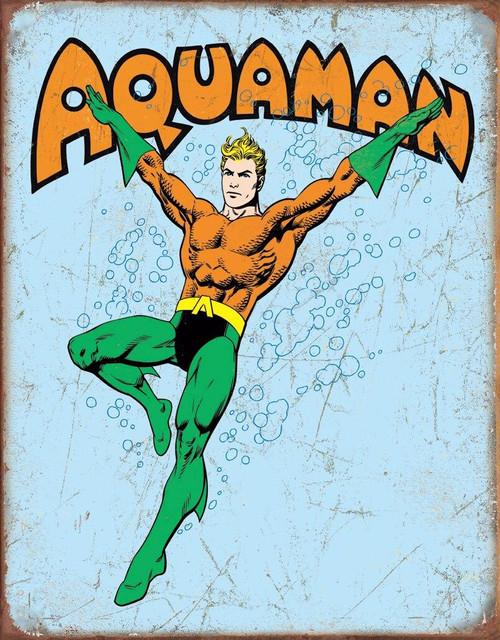 DC Comics Aquaman Retro