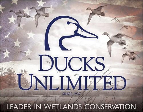 Ducks Unlimited - Flag