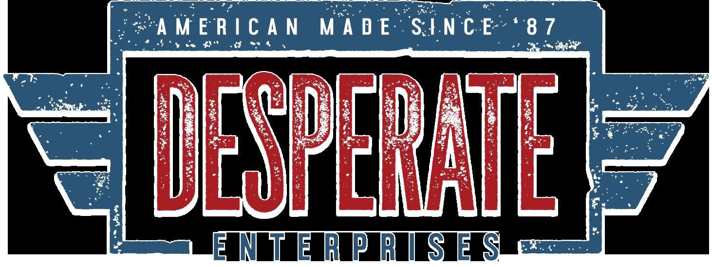 Desperate Enterprises Logo