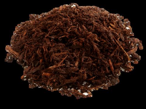 Light Brown Bark Mulch By The Yard