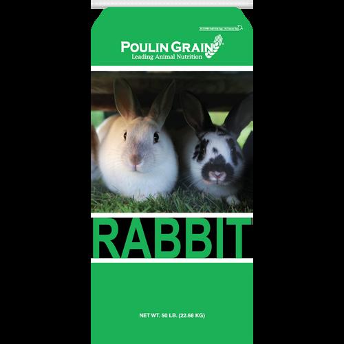 Poulin Rabbit 16% Maintenance Pellet