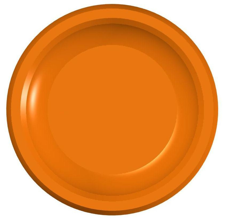 Locator Extended Range Replacement Male (Orange)-4PACK
