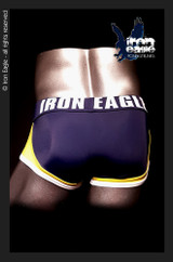 Iron Eagle Low Rise Briefs  - navy