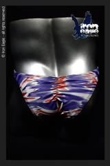 Iron Eagle Posing Trunks - Union Jack